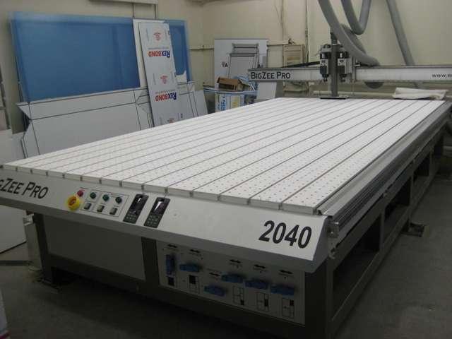 Многофункциональный гравировально-фрезерный станок BigZee Pro 2040