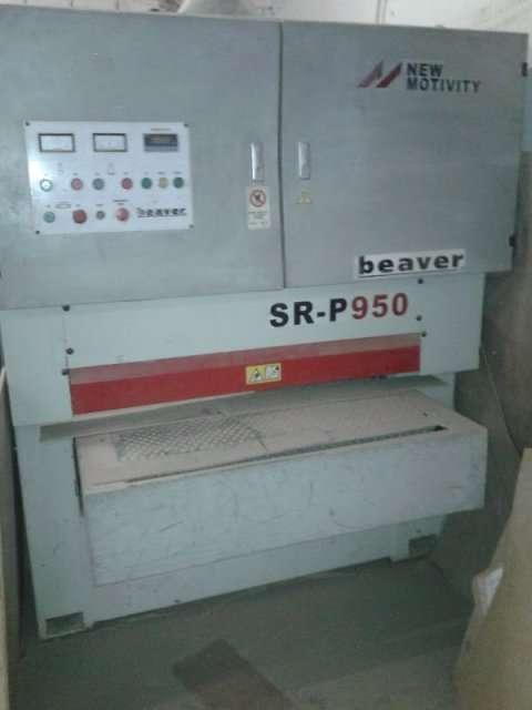 Калибровально-шлифовальный станок Beaver SR-P 950