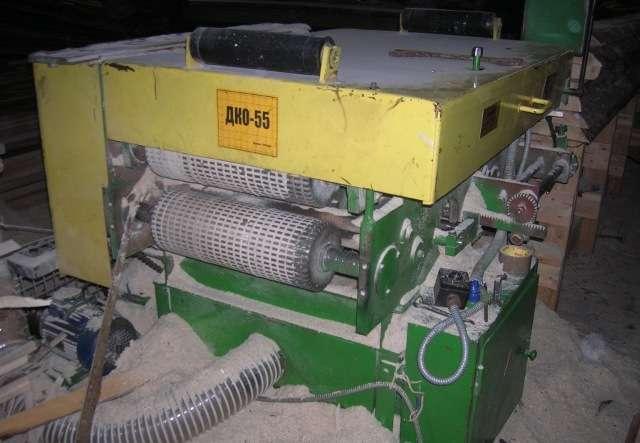Кромкообрезной станок ДКО-55