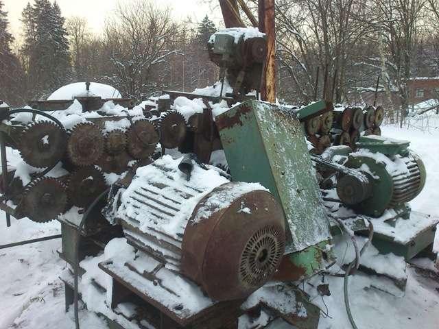 Линия по переработке тонкомера Термит 150