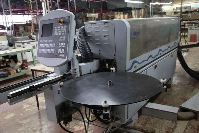 Односторонний кромкооблицовочный станок  BRANDT KDF 350 C