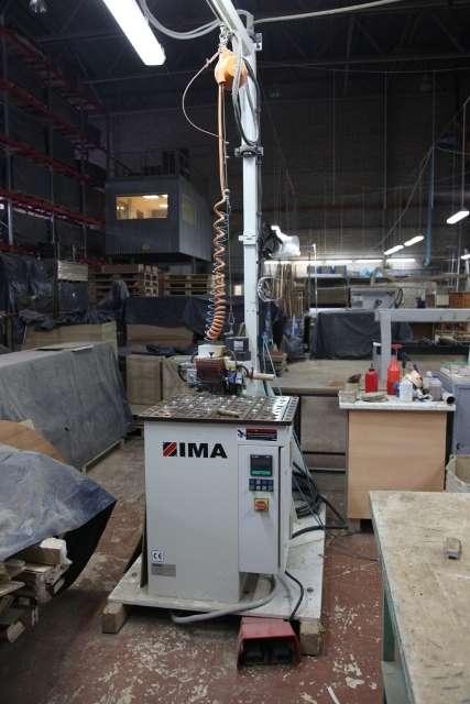 Кромкооблицовочный станок IMA HKA