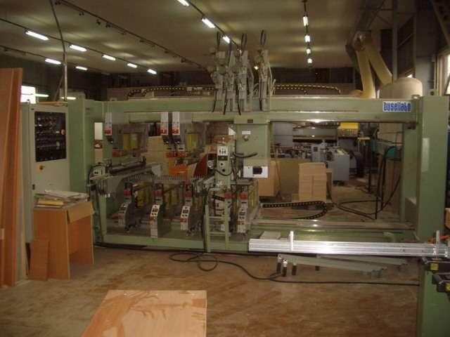 Автоматический присадочный центр с ЧПУ BUSELLATO F2-A