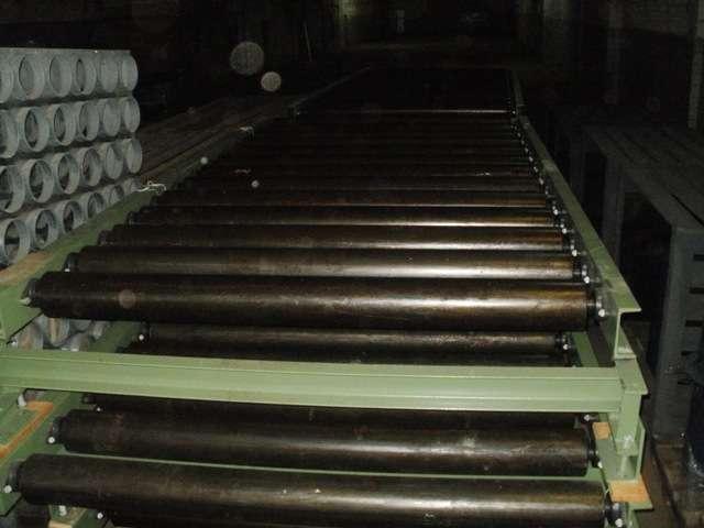 Роликовый конвейер (рольганг)