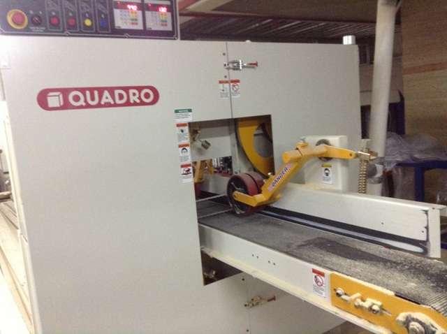 Ленточно-делительный станок QUADRO-102A