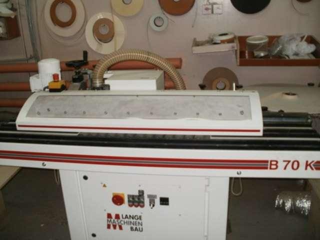 Кромкооблицовочный станок Lange B 70K