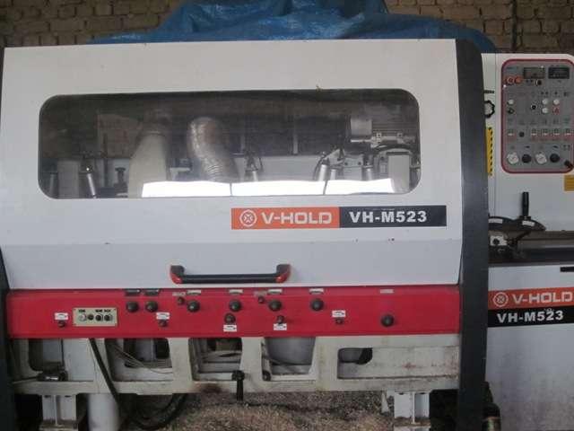 Четырехсторонний станок V-HOLD VH-M523
