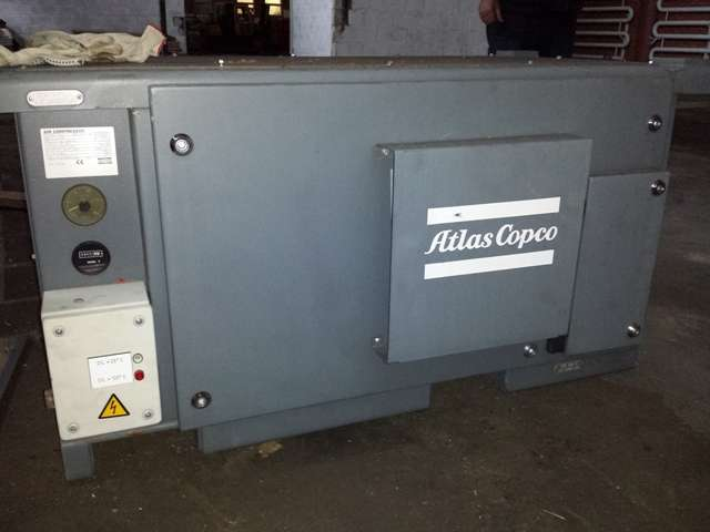 Компрессор винтовой Atlas Copco GAR10 BH300