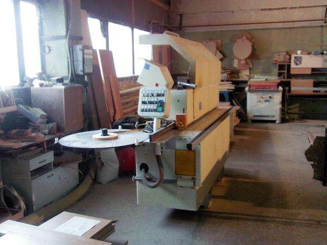 Автоматический кромкооблицовочный станок SCM OLIMPIC K201E PLUS