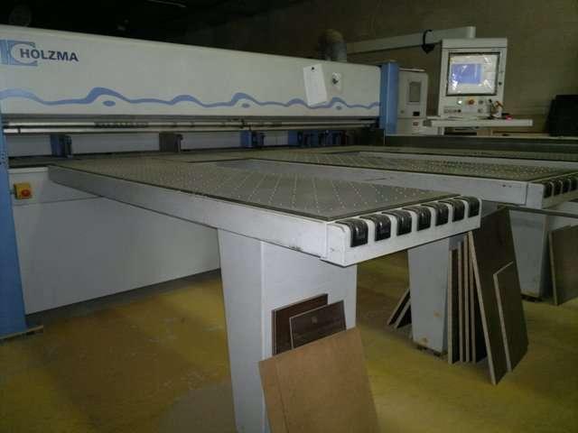 Форматно-раскроечный центр HOLZMA OPTIMAT HPP 380/31/31