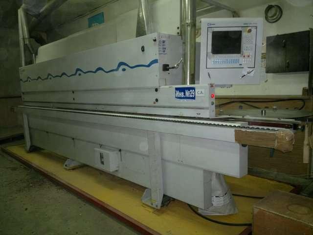 Кромкооблицовочный станок BRAND KDF 650 C OPTIMAT