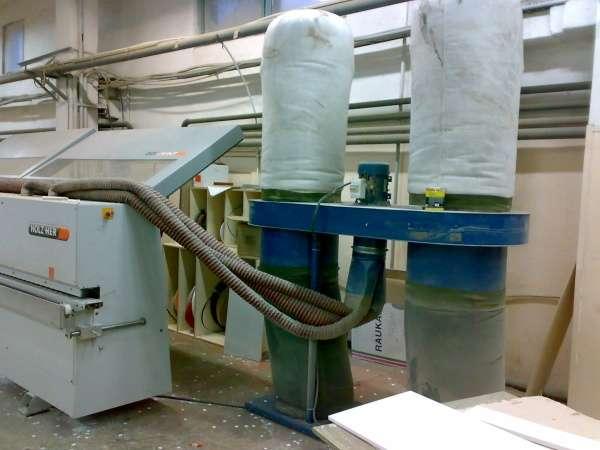 Пылеулавливающий агрегат ПФЦ-3000М