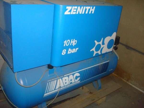 Винтовой компрессор ABAC Zenith E 10 - 270