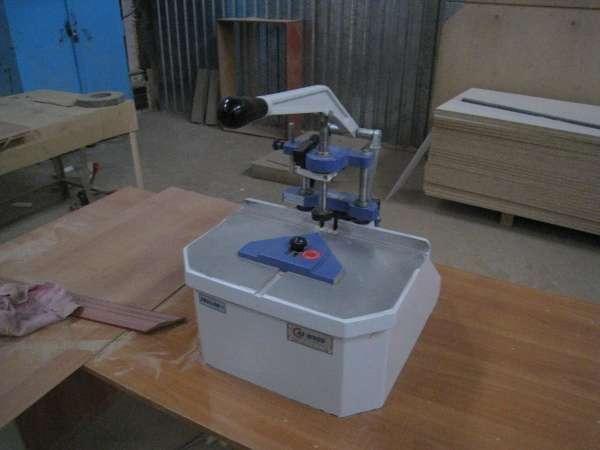 Ручной станок для фрезеровки угловых соединений SWALLOW-1
