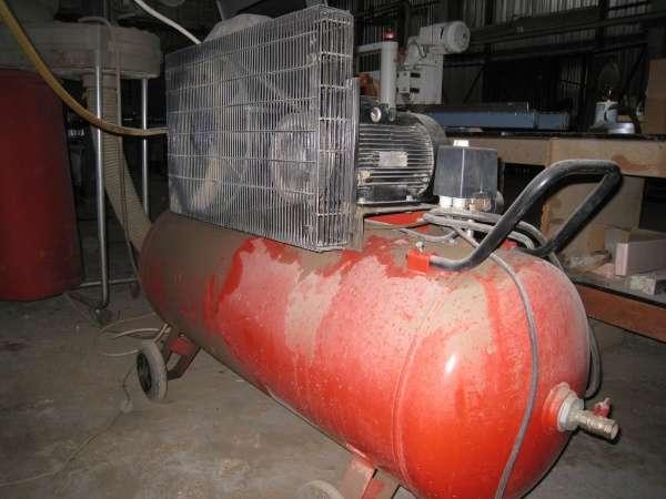 Поршневой компрессор СБ4/Ф-500.AB 850