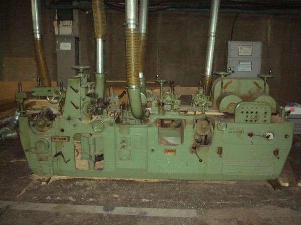 Четырехсторонний станок H11H RAUTE